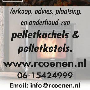 Rolf Coenen pelletkachels en -ketels